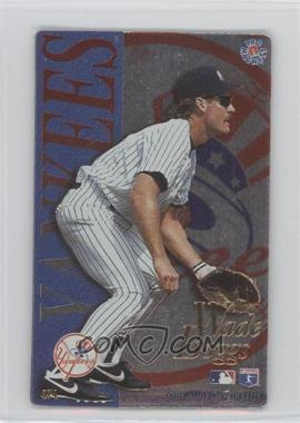 1996 Pro Magnets - [Base] #N/A - Wade Boggs