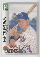 Vance Wilson
