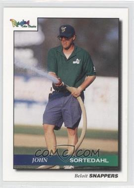 1996 Raging Color Classics Beloit Snappers #9720K - John Sortedahl