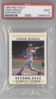 Craig Biggio [PSA9]