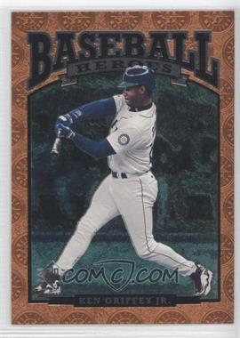 1996 SP - Baseball Heroes #90 - Ken Griffey Jr.
