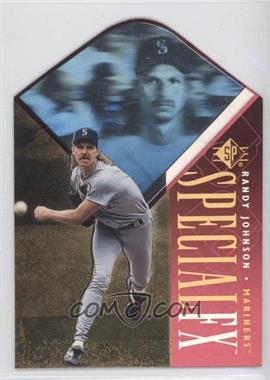 1996 SP [???] #31 - Randy Johnson