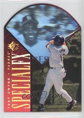 1996 SP [???] #40 - Tony Gwynn