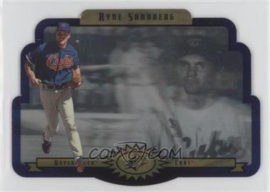 1996 SPx - [Base] - Gold #14 - Ryne Sandberg
