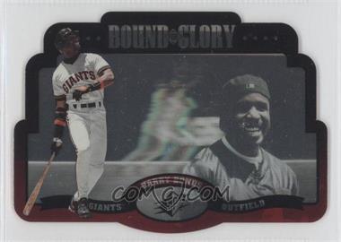 1996 SPx Bound for Glory #3 - Barry Bonds