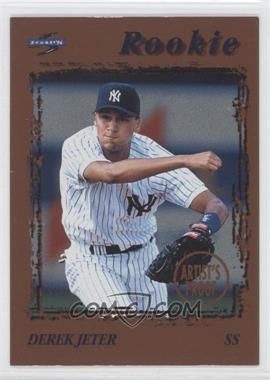 1996 Score Dugout Collection Artist's Proof #106 - Derek Jeter