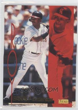 1996 Signature Rookies [???] #R2 - Garret Anderson
