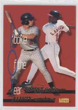 1996 Signature Rookies [???] #R5 - [Missing]