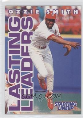 1996 Starting Lineup Cards - [Base] #1 - Ozzie Smith