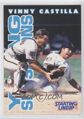1996 Starting Lineup Cards - [Base] #9 - Vinny Castilla