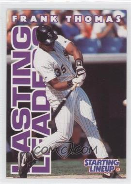 1996 Starting Lineup Cards #35 - Frank Thomas