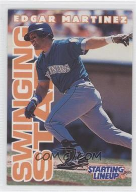 1996 Starting Lineup Cards #527169 - Edgar Martinez