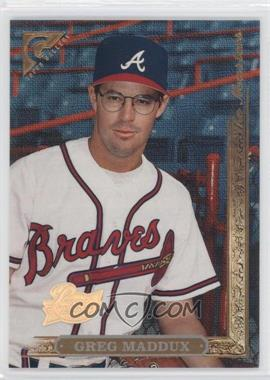 1996 Topps Gallery - [Base] - Player's Private Issue #145 - Greg Maddux
