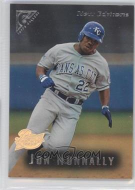 1996 Topps Gallery Player's Private Issue #103 - Jon Nunnally