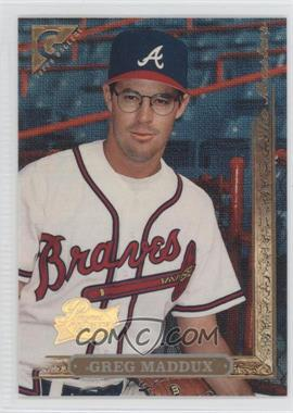 1996 Topps Gallery Player's Private Issue #145 - Greg Maddux