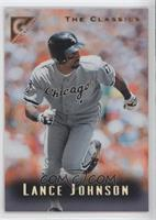 Lance Johnson