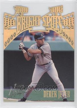 1996 Topps Laser Bright Spots #B13 - Derek Jeter