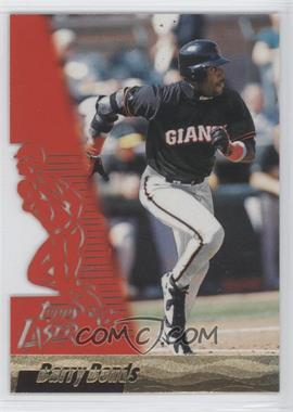 1996 Topps Laser #37 - Barry Bonds