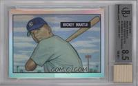 Mickey Mantle 1951 Bowman [BGS 8.5]
