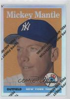 Mickey Mantle (1958 Topps)