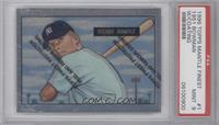 Mickey Mantle 1951 Bowman [PSA 9]