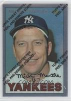 Mickey Mantle 1967 Topps