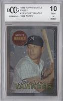 Mickey Mantle (1969 Topps) [ENCASED]