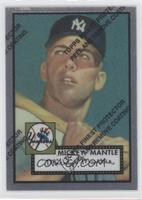 Mickey Mantle (1952 Topps)