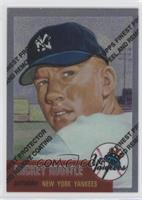 Mickey Mantle (1953 Topps)