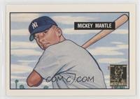 Mickey Mantle (1951 Bowman)