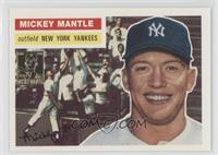 Mickey Mantle (1956 Topps)