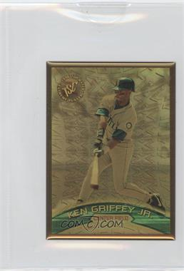 1996 Topps Stadium Club Extreme Players Winners Gold #8 - Ken Griffey Jr.