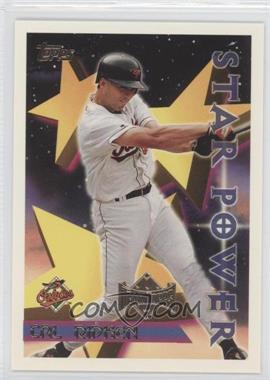 1996 Topps Team Topps - Wal-Mart Baltimore Orioles #222 - Cal Ripken Jr.