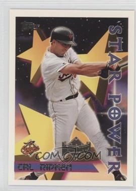 1996 Topps Team Topps Wal-Mart [106199] #222 - Cal Ripken Jr.