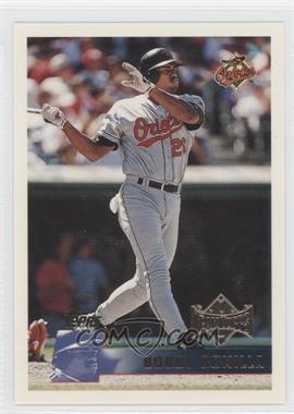 1996 Topps Team Topps Wal-Mart Baltimore Orioles #329 - Bobby Bonilla