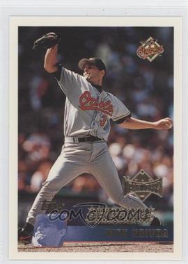 1996 Topps Team Topps Wal-Mart Baltimore Orioles #352 - Rick Krivda
