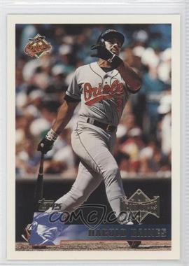 1996 Topps Team Topps Wal-Mart Baltimore Orioles #357 - Harold Baines