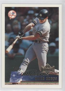 1996 Topps Team Topps Wal-Mart New York Yankees #323 - Wade Boggs