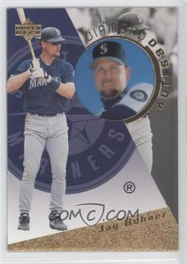 1996 Upper Deck - Diamond Destiny - Gold #DD36 - Jay Buhner