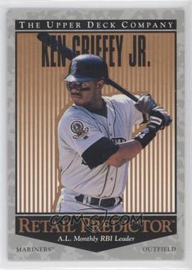 1996 Upper Deck - Retail Predictor #R15 - Ken Griffey Jr.
