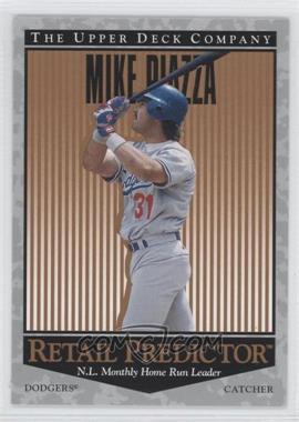 1996 Upper Deck - Retail Predictor #R36 - Mike Piazza