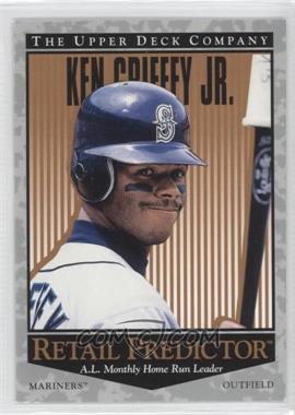 1996 Upper Deck - Retail Predictor #R4 - Ken Griffey Jr.