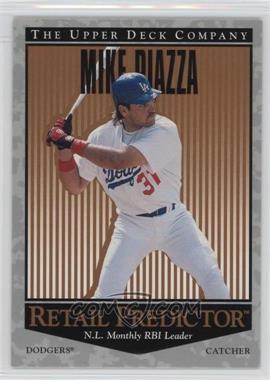 1996 Upper Deck - Retail Predictor #R46 - Mike Piazza