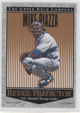 1996 Upper Deck - Retail Predictor #R59 - Mike Piazza
