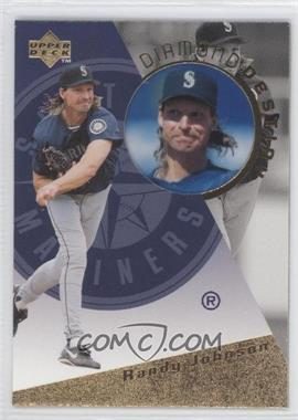 1996 Upper Deck Diamond Destiny Gold #DD37 - Randy Johnson