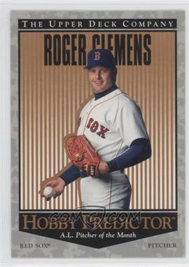 1996 Upper Deck Hobby Predictor #H11 - Roger Clemens