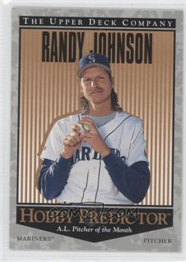 1996 Upper Deck Hobby Predictor #H14 - Randy Johnson