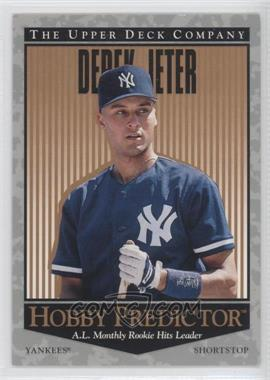 1996 Upper Deck Hobby Predictor #H25 - Derek Jeter