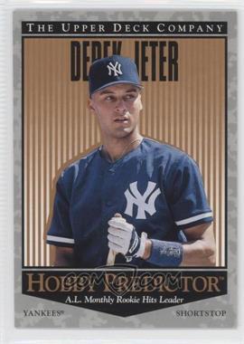 1996 Upper Deck Hobby Predictor #H25 - Derek Jeter