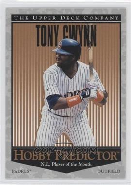 1996 Upper Deck Hobby Predictor #H34 - Tony Gwynn